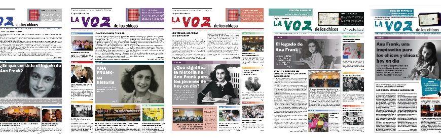 Los Chicos Del Calendario Pdf.La Voz De Los Chicos Ana Frank
